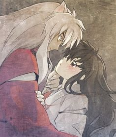 2384 Best INUYASHA X Kagome INUKAG images in 2018 | Kagome