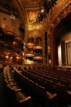 New Amsterdam Theater NYC built in 1903 For many years it hosted the Ziefield Follies showcasing Fanny Brice