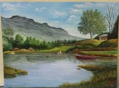 Oil painting (60-80)