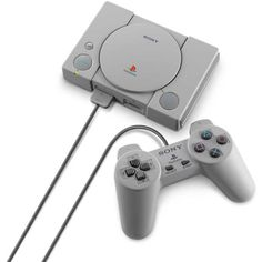 Meet PlayStation Classic - a miniature version of the original PlayStation console, preloaded with 20 of the best games from the PlayStation era including Final Fantasy VII, TEKKEN 3 and more. Tekken 3, Playstation Consoles, Playstation Games, Games Consoles, Crash Bandicoot, Final Fantasy Vii, Sony, Virtual Memory, Classic Consoles