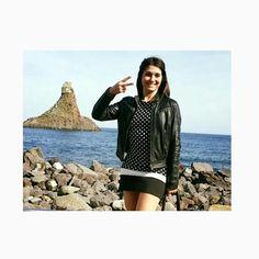 La bellissima Caterina C.  con il nostro abito a pois semplice e bello #agness #agnessboutique #rimini #fashion  #beautiful #beauty #cute #design #dress #eyes #fashion #girl #girls #glam  #instagood #model  #outfit #photooftheday  #pretty #purse  #shopping #style #styles #stylish #swag #TagsForLikes #viamentana26 by agnessboutique