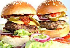 Hamburger Jamie Olivertől