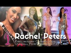 FULL VIDEO: Rachel Peters Wows in Miss Universe 2017 Preliminary Competition | Pinoy Ambisyoso
