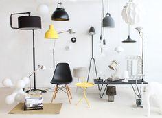 Design 5 Lamps & Lighting