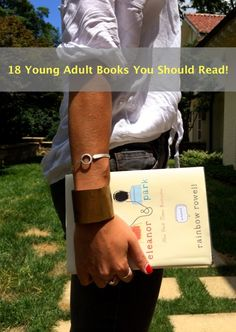 18 Young Adult Books You Should Read (even if you aren't a young adult!)