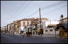 Old Photos, Vintage Photos, Old Greek, Athens Greece, Good Old, Street View, Explore, City, Places