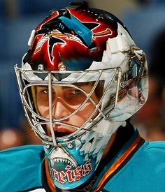 Voltron Goalie Mask Black Lion For The LOVE Of Sports