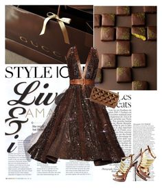 """Chocolate"" by shaneeeee ❤ liked on Polyvore featuring mode, Marc Jacobs, women's clothing, women's fashion, women, female, woman, misses en juniors"