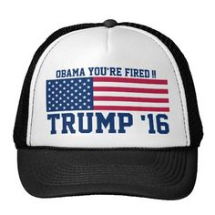 Obama You're Fired !! Trump 2016