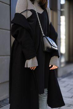 Louis Vuitton Twist Bag - Slip Dress - Statement Sleeves