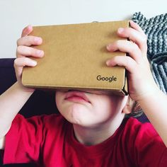 The future #googlecardboard #virtualreality by hurrah4gin - Shop VR at VirtualRealityDen.com