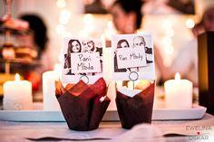 oryginalne winietki - muffinki