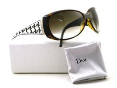 images of all things hounda tooth | AUTHENTIC DIOR PATTERN B9R HAVANA WHITE ... | All Things Houndstooth