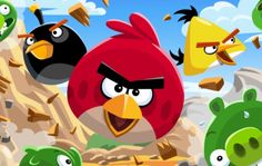 Angry Birds Shares Your Data Far and Wide
