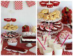 A Red & White Celebration!