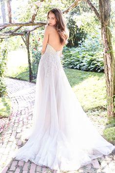 Ti Adora Yasmin 7761 Wedding gown dress bridal Vancouver Canada