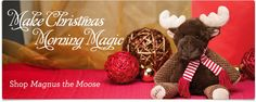 #Scentsy Magnus the Moose! :) www.seymour.scentsy.ca