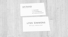 Lynn Simmons Optical - branding by Two Hats Consulting, Branding and Website Design for Engineering, BioTech and more - visit twohatsconsulting.com to learn more!