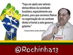 Blog do Eduardo Nino : @Rochinha13: #ForaTemer Faço um apelo aos setores ...