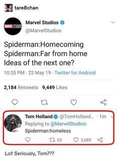 To which I'd say: I'd go see that 😂 The post To which I'd say: I'd go see that … appeared first on Marvel Memes. Funny Marvel Memes, Marvel Jokes, Dc Memes, Avengers Memes, Marvel Avengers, Marvel Comics, Funny Memes, Hilarious, Spiderman Marvel