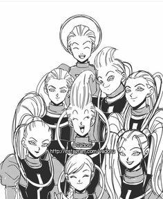 Dragon Ball Super Angels