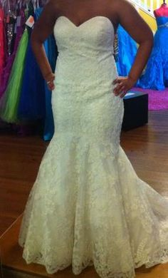 Used Mori Lee Wedding Dress 1862, Size 12  | Get a designer gown for (much!) less on PreOwnedWeddingDresses.com