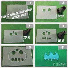 How to make a batman
