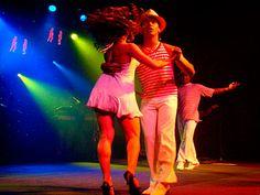 Brazil - National dance Samba
