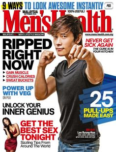 Men's Health Malaysia  Magazine - Buy, Subscribe, Download and Read Men's Health Malaysia on your iPad, iPhone, iPod Touch, Android and on the web only through Magzter