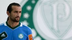 Até o fim de 2016 Barcos renova com Palmeiras