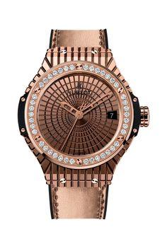 Hublot Big Bang Caviar Red Gold Diamonds – purer Luxus #luxus #luxury #nobelio #luxusuhr #luxurywatch #Hublot
