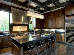 45 Wonderful Kitchen Design Ideas