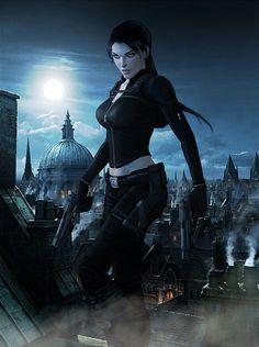Tomb Raider series: Lara Croft