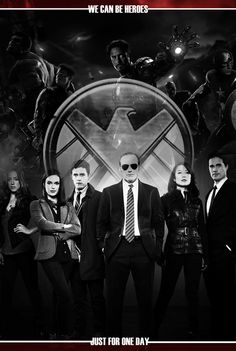 Marvel ... Agents of S.H.I.E.L.D.