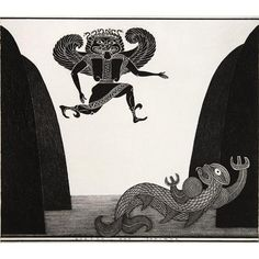 'Gorgon and Taniwha' by Marian Maguire Creation Myth, Maori Art, South Pacific, Tribal Art, Sea Creatures, New Art, Printmaking, New Zealand, Mythology