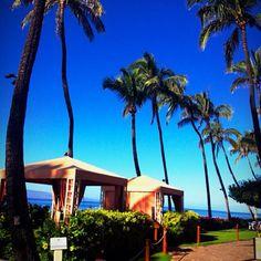 Morning walks on #Maui at Hyatt Regency Maui Resort & Spa via @SpoonLifeTravel
