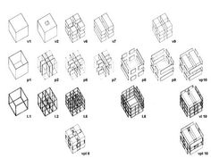 See related links to what you are looking for. Movement Drawing, Line Drawing, Drawing Sketches, Sketching, Architecture Drawings, Concept Architecture, Architecture Design, Formal Analysis, Peter Eisenman