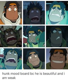 Hunk. A literal ray of sunshine