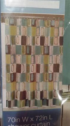 Lush Decor Terra Shower Curtain Blue Chocolate By Amazon Dp B0044R8IGI Refcm Sw R Pi DwrIrb1F5B2C0