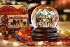 ***** #Carousel #Snow_Globe