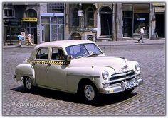 Damalı taksi