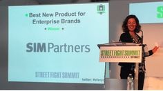 """""""Street Fight Local Visionary Awards Affirm SIM Partners Strategy and Client Work"""" Read more.."""