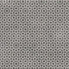Pavimento/rivestimento in gres porcellanato smaltato AZULEJ NERO RENDA Collezione AZULEJ by MUTINA | design Patricia Urquiola