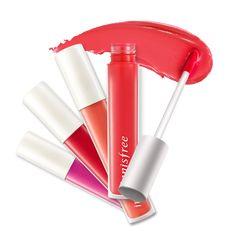 2014 New Innisfree Product! INNISFREE CREAMY TINT LIP MOUSSE - Lady Fox Makeup Blog