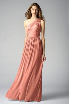 Watters Maids Dress 7546i | Watters.com
