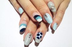 Simple Must Try Nail Art Ideas - Dress up your nails with these simple nail art ideas. Sport original and cool manicure designs to strengthen your reputation as the 'it' girl of the moment.