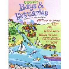 """Coming Soon (Again)! Help the children in your life understand the importance of bays and estuaries with the soon-to-be-reissued children's activity booklet """"Discover Bays and Estuaries""""."""