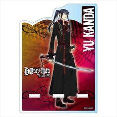 D.gray-man Hallow Acrylic Smart Phone Stand Yu Kanda 110x155mm Anime F/S