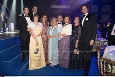 "Orleans family, Prince Francois, princess Theresa, prince Charles-Philippe, princess Diane "" Duke and duchess of Anjou"" princess Beatrice, Princess Adelaide, Pierre-Louis Dailly, princess Clotilde and Edouard Crepy attend the 3rd Ball of the Riviera at Casino in Estoril, PORTUGAL-22/10/2016"