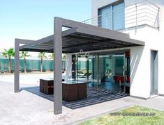 The pergola you choose will probably set the tone for your outdoor living space, so you will want to choose a pergola that matches your personal style as closely as possible. The style and design of your PerGola are based on personal Pergola Diy, Pergola Carport, Building A Pergola, Outdoor Pergola, Pergola Plans, Outdoor Rooms, Gazebo, Modern Pergola, Pergola Ideas